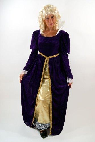 DRESS ME UP Kostüm Königin Schneewittchen Prinzessin Cinderella 42