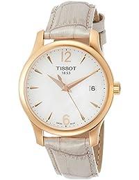 Tissot Tradition Dau Pvd Rose/, T063.210.37.117.00