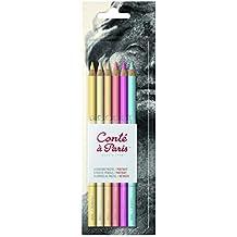 Conté à Paris - Set de 6 lápices pastel para retrato