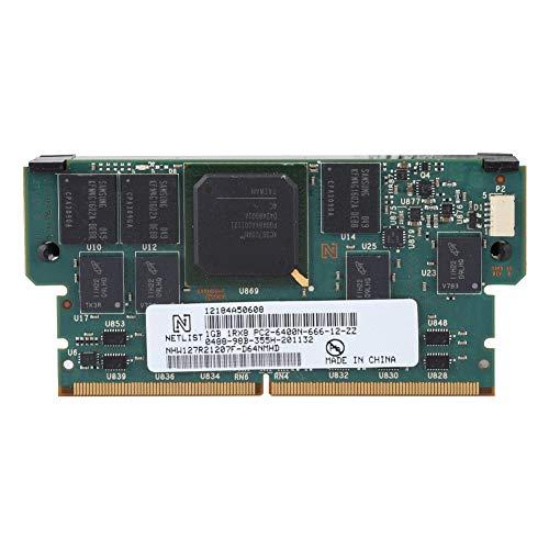 Diyeeni Cache 1 GB großer Cache 100% Originalqualität Server-Array-Karte, geeignet für Dell H700 H800-Controller, Laufwerk erforderlich, langlebig Cache-mobile