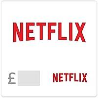 Netflix Gift Card - Delivered via Email (UK)