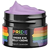 Pride Wellness Under Eye Gel Jelly Cream For Women, Men & All Genders
