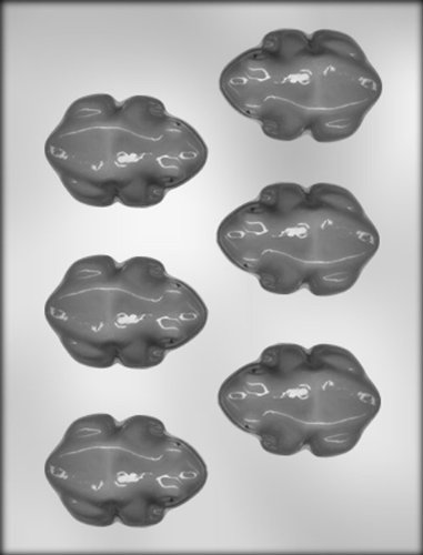 CK Products Pralinenform Frosch, 5,7 x 20,3 cm - Anker-butter