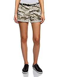 Amazon.fr   pantacourt femme - Shorts et bermudas   Femme   Vêtements 2ccaf48640e