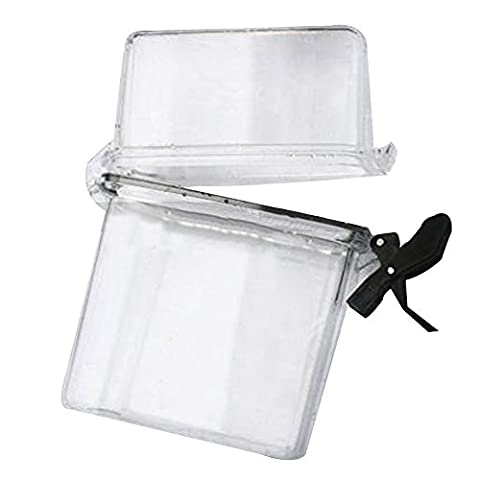 Sijueam Waterproof Storage Box Dry Bag with Lanyard for Earphones