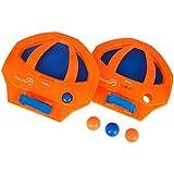 Simba Squap Catch Ball Game - Orange & Blue