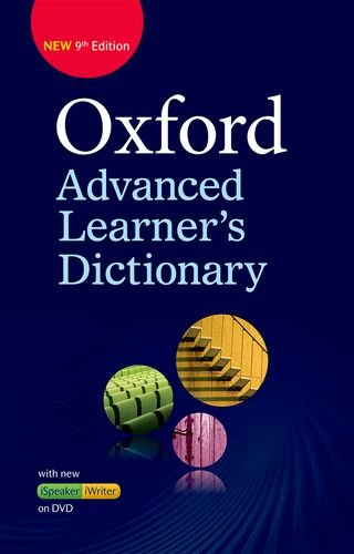 Oxford Advanced Learner's Dictionary 9/e (HB)