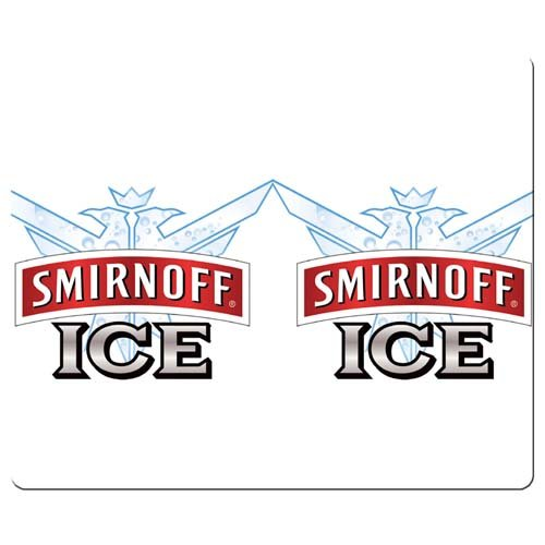 26x21cm-10x8inch-personal-mouse-mat-accurate-cloth-environmental-rubber-non-skid-office-smirnoff-ice