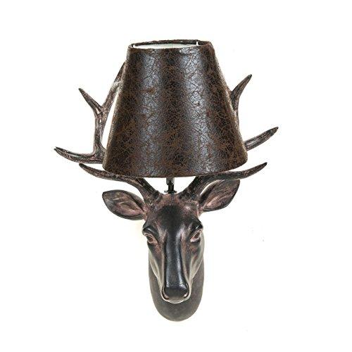 pajoma-44558-lampada-a-parete-motivo-cervo-altezza-45-cm