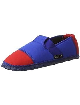 Nanga Klette 06, Zapatillas de Estar por Casa Unisex Niños