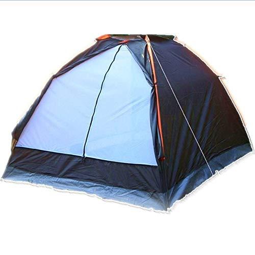 DLLzq Malawi Campingzelt , Tragbarer Wasserdichter Außenschirm Atmungsaktives Schlafzelt Für Gartenfischen Picknick 2 Personen