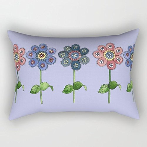 Nice Pillow cover 16 x 16, 100829184, 12X20inches