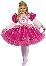 Dress Up America – Elegante bailarina, disfraz talla S, 4-6 años (563-S)