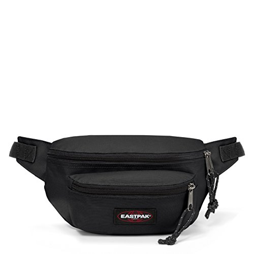 Eastpak Doggy Bag Sac banane, 27 cm, 3 L, Noir