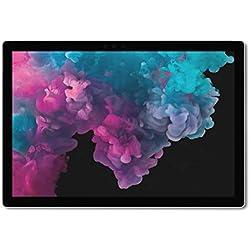Microsoft Surface Pro 6, 31,25 cm (12,3 Zoll) 2-in-1 Tablet (Intel Core i5, 8GB RAM, 256GB SSD, Win 10 Home) Platin Microsoft Surface Pro