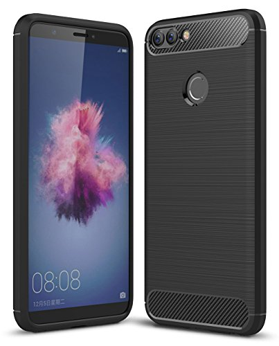 custodia huawei p smart nero
