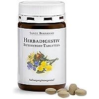 Preisvergleich für Sanct Bernhard Herbadigestiv Bitterstoff-Tabletten mit Enzianwurzel, Benediktenkraut 150 Tabletten
