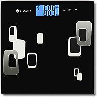 Etekcity® Pèse Personne Numérique 180kg avec Ecran Rétroéclairé, Piles Fournies