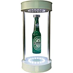 Idea Regalo - Portabottiglie con bottiglia sospesa, modello FlyingBar