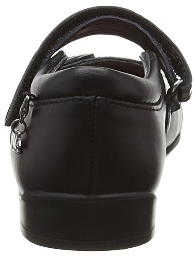 Start-rite  Purrfect Large, Mary Jane Fille Noir (Black)