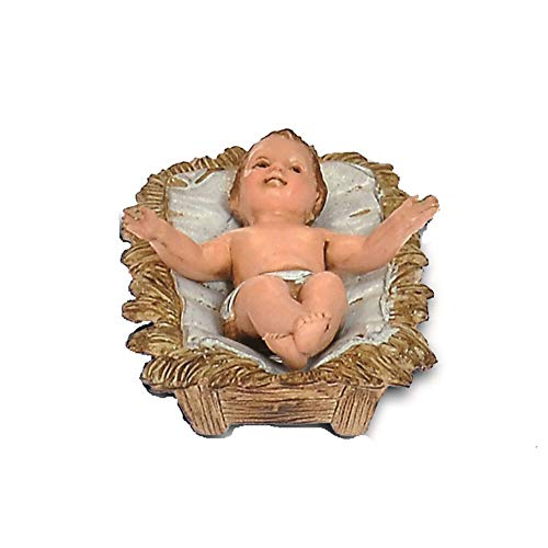 Moranduzzo Statuina Presepe GESU Bambino 10cm 420105800