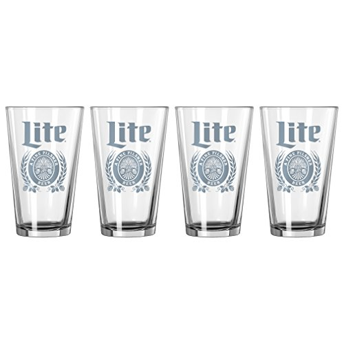 boelter-brands-miller-lite-crest-pint-set-16-ounce-by-boelter-brands