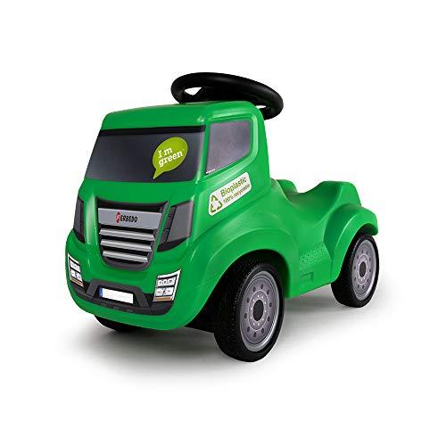 Ferbedo 054054 - Camión de Juguete para niños, Color Verde