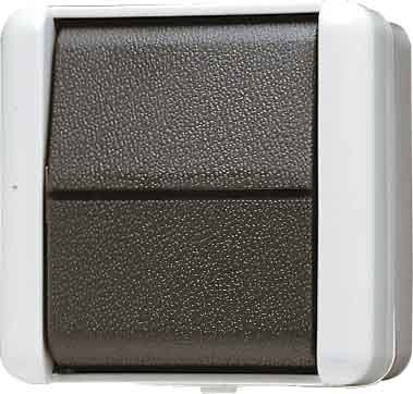 Preisvergleich Produktbild Jung 806W Wippschalter Universal aus-Wechsel