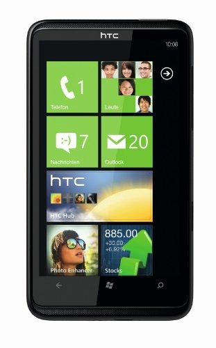 Gebraucht, HTC HD7 Smartphone (10,9 cm (4,3 Zoll) Touchscreen, gebraucht kaufen  Wird an jeden Ort in Deutschland