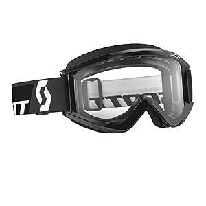 Scott RecoilXi MX Goggle Cross/MTB Brille schwarz/klar