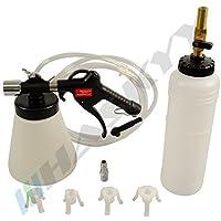 Neumático Sangrador de frenos con Botella de relleno, Sangrador de frenos de vacío neumático CDBEG-15