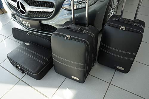 Roadsterbag Kofferset passend für Mercedes SLC 4-teilig, Reisekoffer