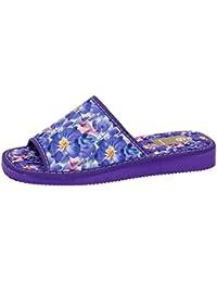 GEMA GARCIA 2003-15 Chinelas Estampadas Mujer Zapatillas CASA