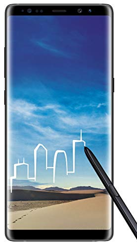 Samsung Galaxy Note 8 (Midnight Black, 64GB) Without Offer