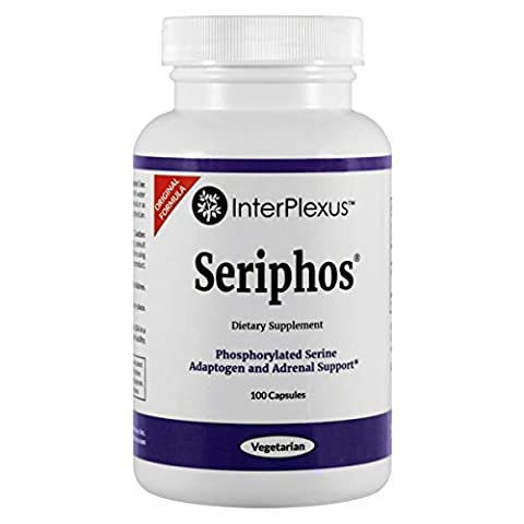 Seriphos, Phosphorylated Serine, 100 Capsules - InterPlexus Inc