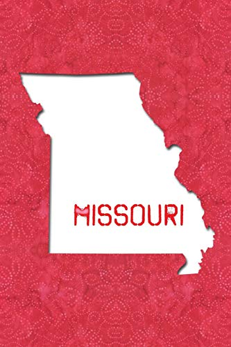 journal : The Great State of Missouri USA : The Show Me State ()