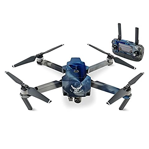 Collant Mavic - Blackbird Skin pour DJI Mavic Pro Drone