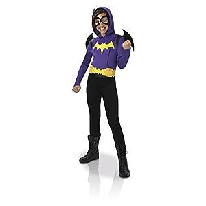 Rubies Warner-i-630017s-Disfraz clásico Batgirl Superhero Girls