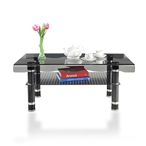 Royal Oak Zenith Coffee Table (Black and White)