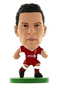 SoccerStarz-soc825-Liverpool Dejan Lovren-Kit de casa (2018versión)/Cifras