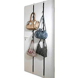 30e5a06504e04 sale WENKO Ordnungssystem Taschen-Garderobe