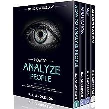 How to Analyze People: Dark Psychology Series 4 Manuscripts - How to Analyze People, Persuasion, NLP, and Manipulation (English Edition)
