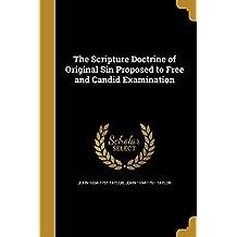SCRIPTURE DOCTRINE OF ORIGINAL