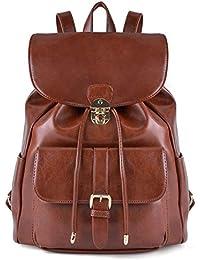 Zaino Donna, COOFIT Borsa Zainetto Universita Elegante Backpack Ragazze