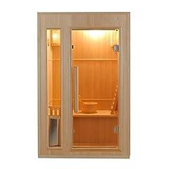 Idea Regalo - Sauna tradizionale finlandese 2 persone zen ZEN2