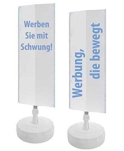 Kundenstopper Winddreher Drehaufsteller Aufsteller Wind Sign