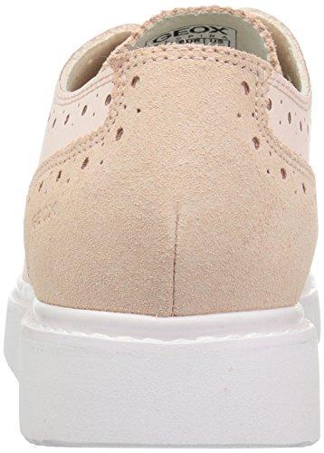 Geox Damen D Thymar B Sneakers Pink (LT PINKC8010)