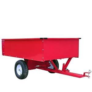 remorque 500 kg en m tal pour tracteur benne basculante et hayon amovible livraison gratuite. Black Bedroom Furniture Sets. Home Design Ideas