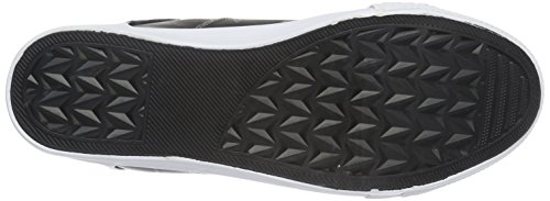 HIS Ct18-031, Baskets Basses Homme Noir - Noir