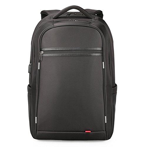 Wsnh888 nuovo zaino per studenti usb charging fashion trend poliestere diagonale pacchetto computer borsa casual youth backpack 20l